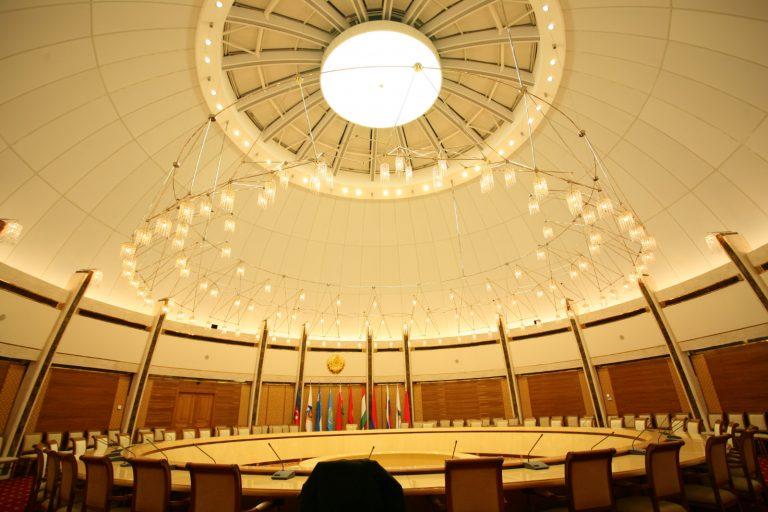 1 LED Deckenleuchte Minsk