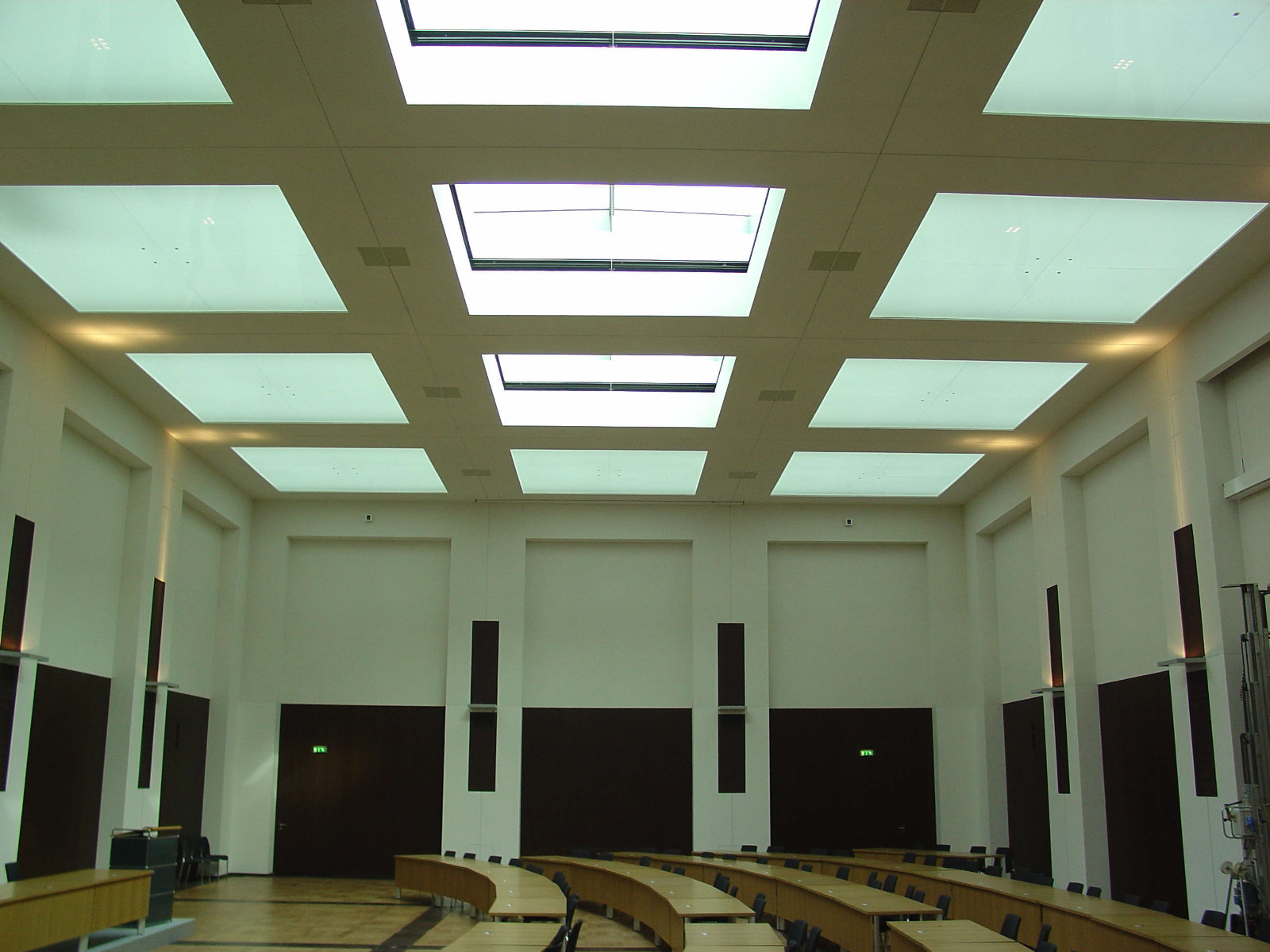 1 LED Lichtdecken Frankfurt