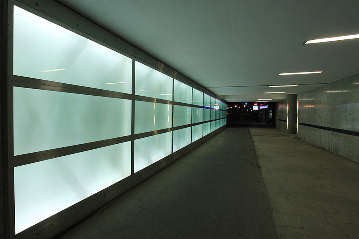 4 LED Lichtwände Baldham
