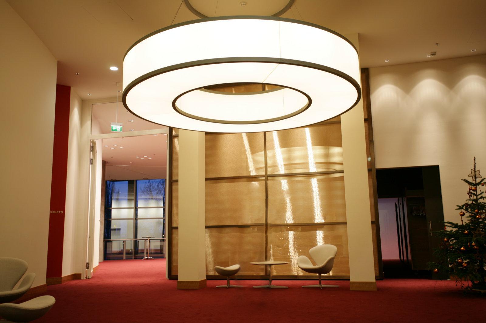 4 LED Orbit Frankfurt