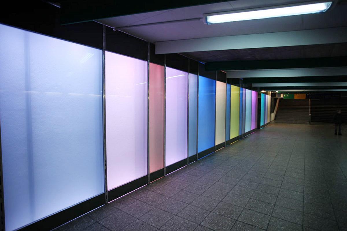 6 LED Lichtdecke in Essener