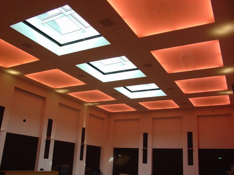 6 LED Lichtdecken Frankfurt