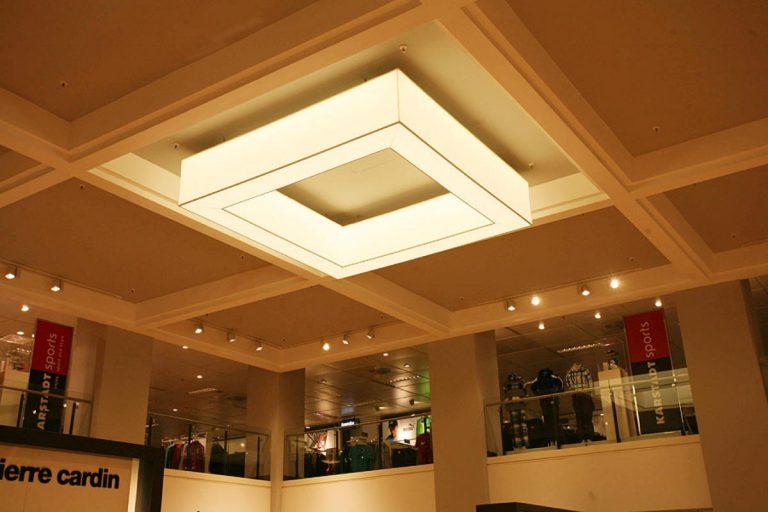 2 LED Pendelleuchten Bamberg