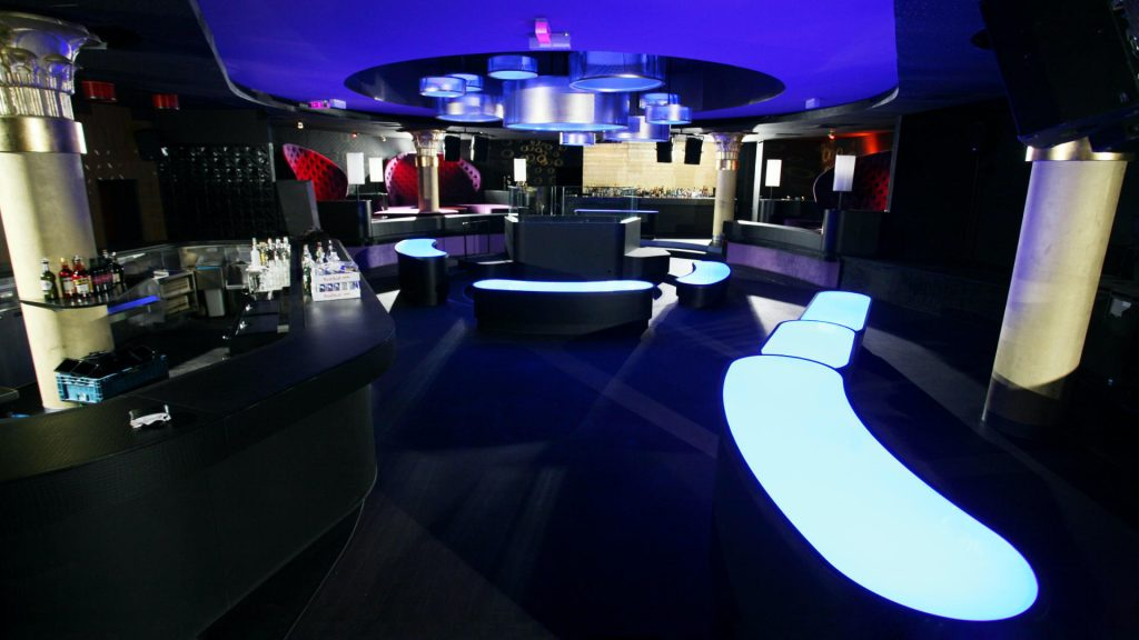 LED Floor