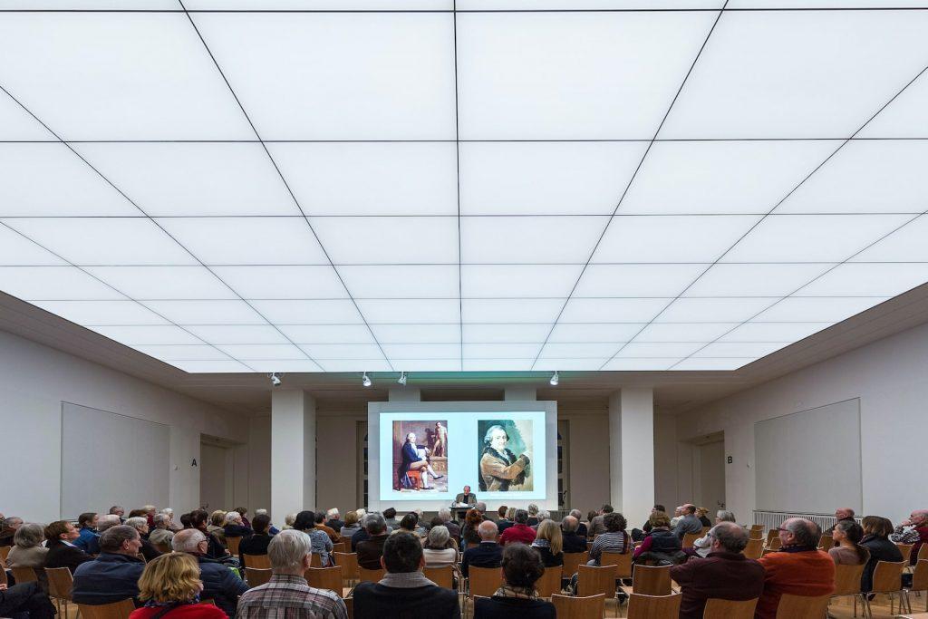 LED Deckenleuchte museum