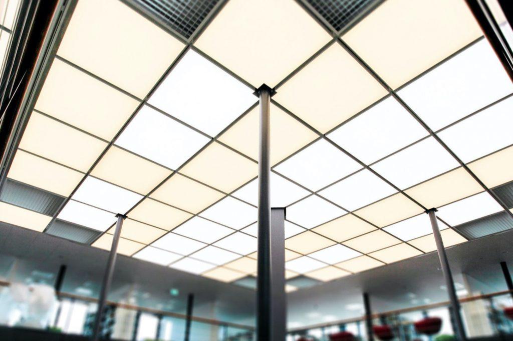 LED Lichtdecke